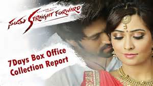 santhu forward box office collection 7 days report