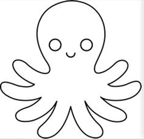 templates for under the sea creatures sea template cut out google search templates