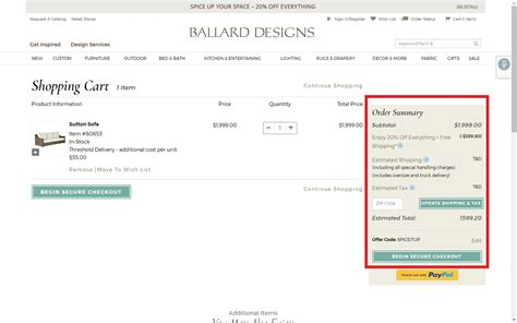 Ballard Designs Promo Codes ballard designs promotion code best free home design