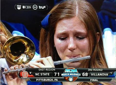 Beat Mascara Madness by Villanova S Piccolo Player Whose Went On