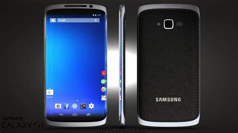 samsung galaxy s5 concept concept phones