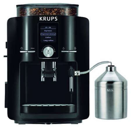 Krups EA8250 Review   Best Espresso Machines of 2016