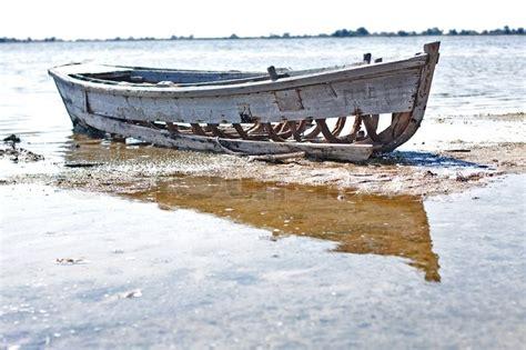 broken boat motor old boat stock photo colourbox