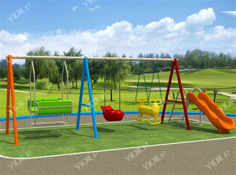 garden slide and swing on sale kids garden playground slide and swing set buy