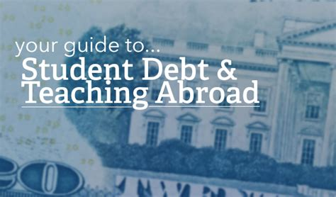 What I Can Teach You About Loans by Teaching Abroad With Student Loans Can You Do It Go