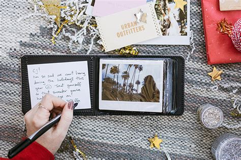 Gift Cards With Pictures On Them - uo diy gift card photo album urban outfitters blog