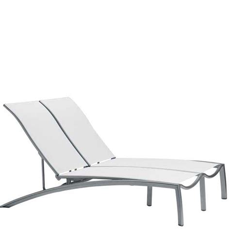 tropitone chaise wicker chaise outdoor and patio hickory park furniture