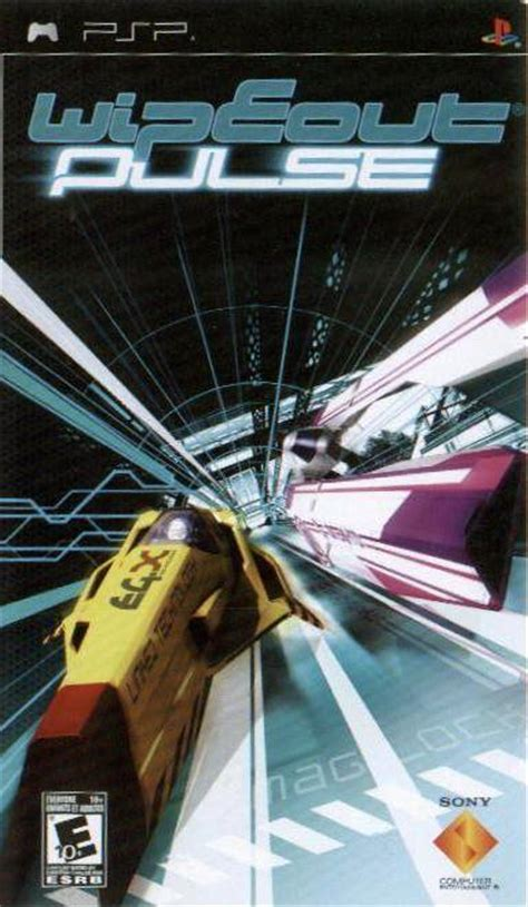 Psp Umd Wipeout wipeout pulse psp