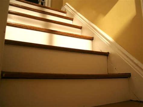 reface stair risers hgtv