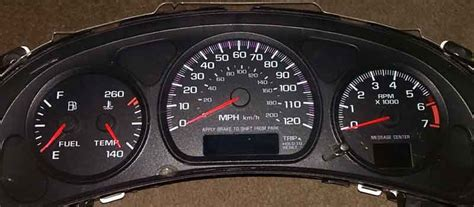 accident recorder 2004 buick lesabre instrument cluster what is a core refund tanin auto electronix