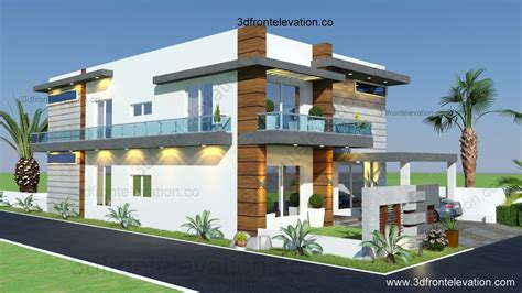 pictures of houses designs 3d front elevation com 10 marla houses design islamabad with pictures
