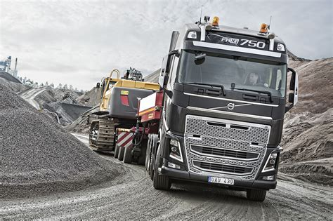 volvo heavy haulage trucks for sale new volvos to arrive in june scottish plant