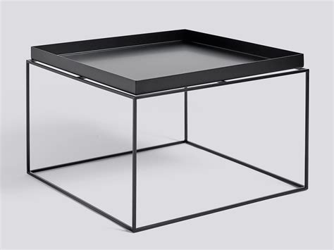 buy the hay tray table black at nest co uk
