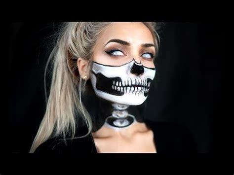 makeup tutorial girl slams head vid 201 os 6 tutos maquillage pour p 233 trifier de terreur