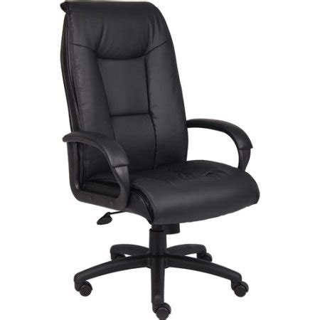 Desk Chair With Arms by Leatherplus Desk Chair With Padded Arms Walmart