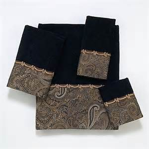 buy black gold towel from bed bath beyond