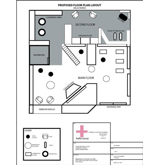 clothing store floor plans find house plans