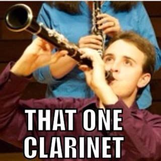 Clarinet Player Meme - best 25 band jokes ideas on pinterest funny music