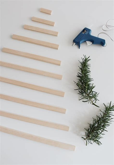 diy minimalist christmas tree gift ideas creative