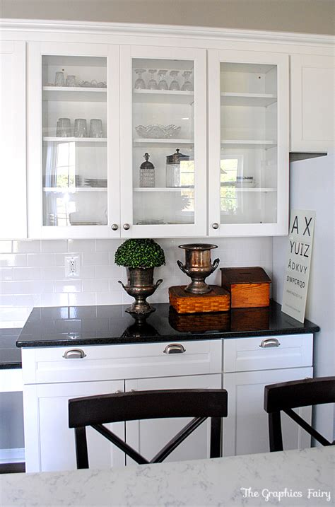 martha stewart kitchen cabinets reviews kitchen renovation reveal the graphics fairy