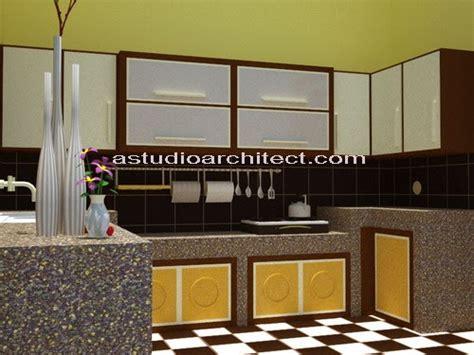Meja Granit Kitchen Set a contoh kitchen set untuk meja tembok lapis granit