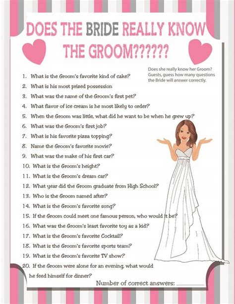 Groom And Bridal Shower by Printable Wedding Shower Quot Does The Really