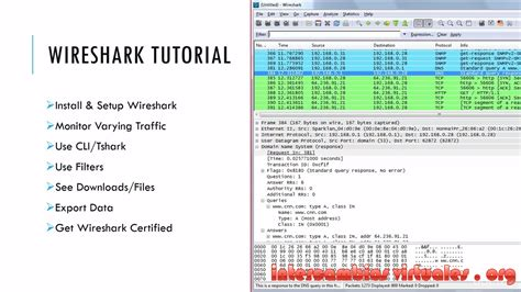 tutorial de wireshark udemy wireshark tutorial intercambiosvirtuales