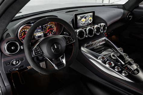 2015 mercedes amg gt s dtm safety car interior
