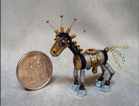 Found Object Junk Critters And Science Experiments 348 Best Animals Found Object Robot Assemblages Images On Assemblage Junk