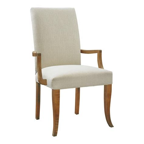 Upholstered Dining Arm Chairs Bassett Upholstered Dining Arm Chair Dining Chairs