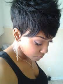 tappered pixie hairstyles for black tapered pixie w spikes the best pixie s bobs pinterest