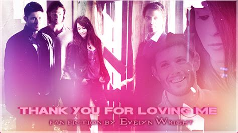 thank you for loving me testo cast supernatural thank you for loving me di