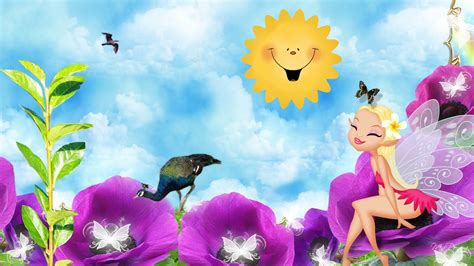 cute wallpapers for kids fairy backgrounds wallpaper cave