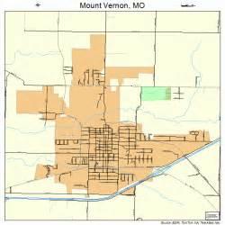 mount vernon map mount vernon missouri map 2950672