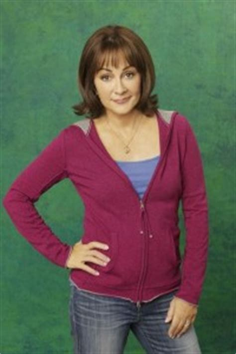 does patricia heaton wear a wig in the middle patricia heaton takes us inside the middle
