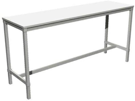 high bench aluminium frame highbar base022 bench bar creative