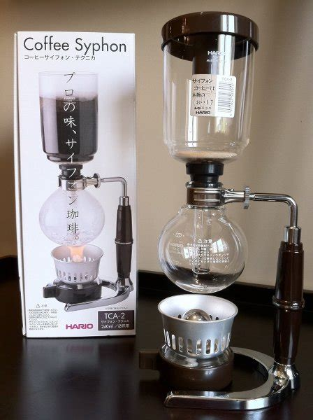 Maker Berkualitas jual hario coffee syphon tca 3 made in japan 3 cups