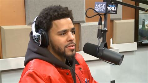 j cole hair 2014 j cole interviews with angie martinez on power 105 1 video
