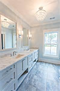 Painted Bathroom Cabinet Ideas Long Bathroom Ideas Transitional Bathroom Sherwin