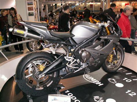 Triumph Motorrad Hersteller by Triumph Daytona 675