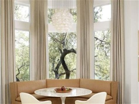 kitchen bay window curtain ideas kitchen