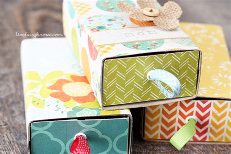 How To Make A Big Gift Box Out Of Paper - s day diy box of chocolates live laugh rowe