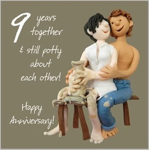 9th Wedding Anniversary Gift List   Traditional and Modern