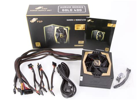 Lu Tembak 400 Watt test fsp aurum gold 400w hardwareluxx