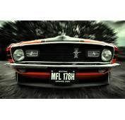 Download Wallpaper Ford Mustang Muscle Car Cars Free Desktop