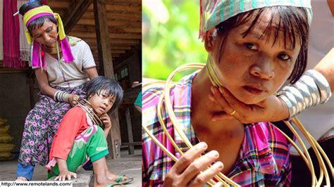 imagenes mujeres jirafa las padaung quot mujeres cuello de jirafa quot youtube
