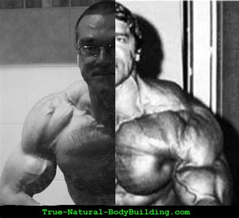 most muscular true bodybuilding