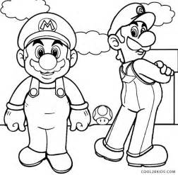 luigicoloring pages luigi mario colouring pages page 2