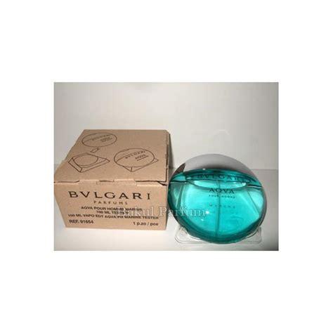 Parfum Original Bvlgari For Tester bvlgari aqva marine tester jual parfum original harga parfum murah bakul parfum