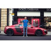 Carparazzi Lie In Wait For Supercars London Summer